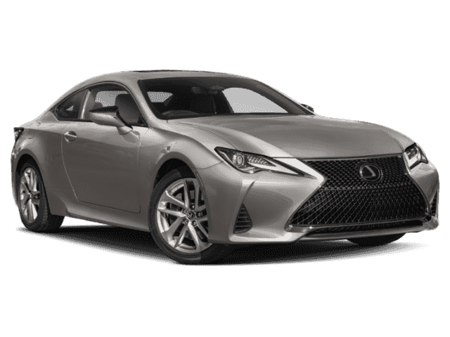 New 2020 Lexus RC 300 Awd Premium