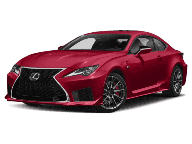 New 2020 Lexus RC F F