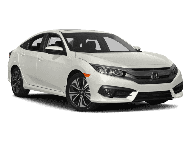 New 2017 Honda Civic Sedan EX-T