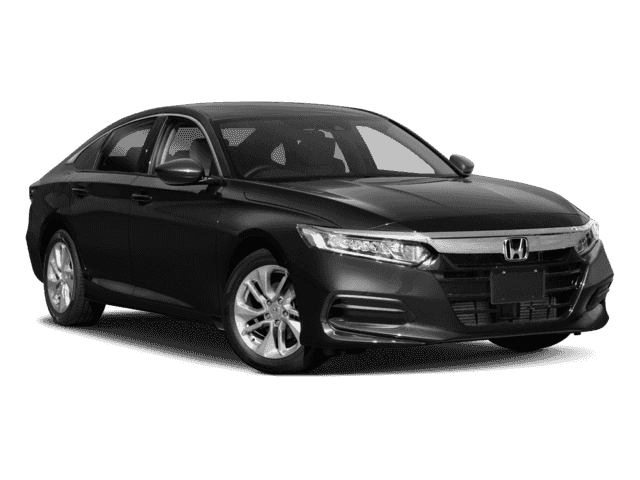 New 2018 Honda Accord Sedan LX 4D Sedan