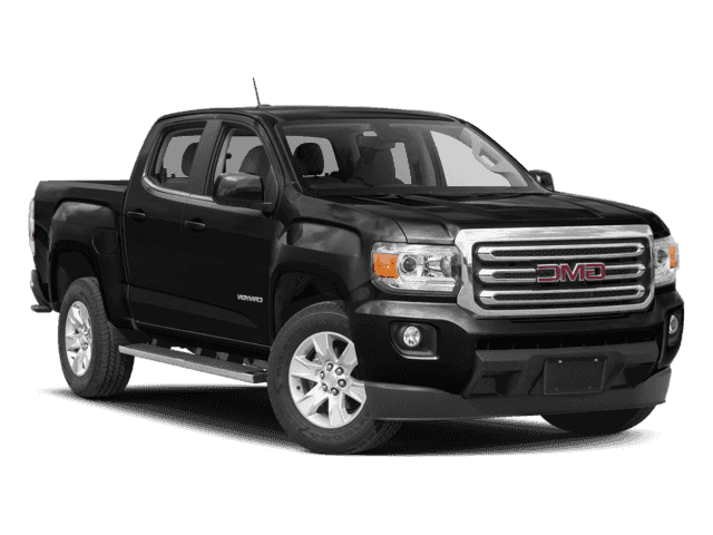 New 2017 GMC Canyon 4WD SLE