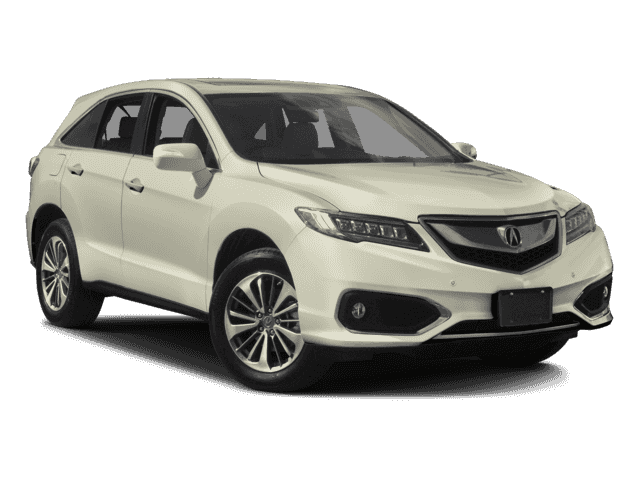 New 2017 Acura RDX Advance Pkg AWD