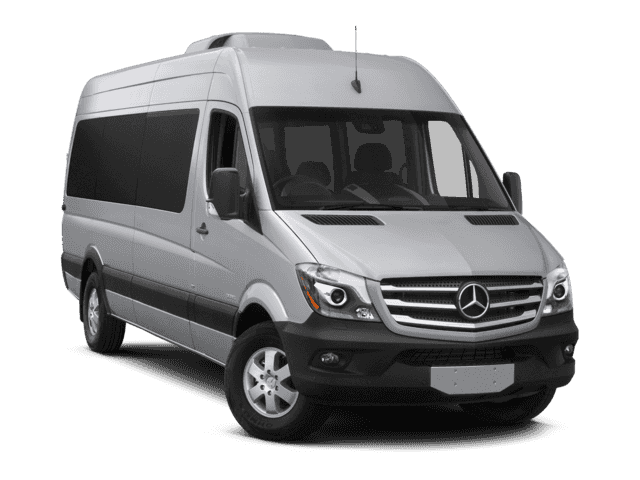 New Mercedes-Benz Sprinter 2500 170 WB