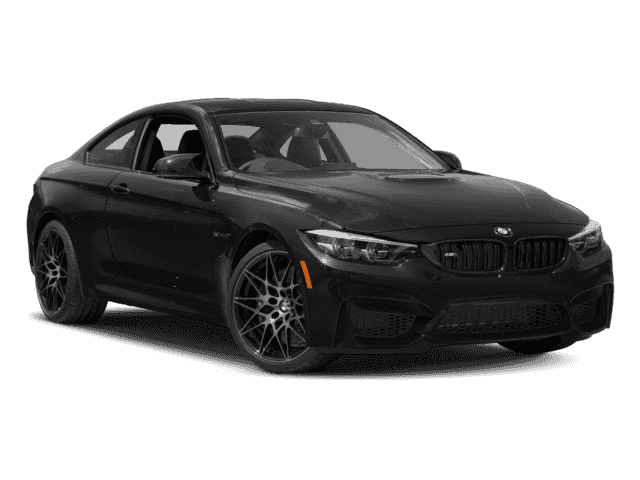 New 2018 BMW M Model M4 Coupe With Navigation