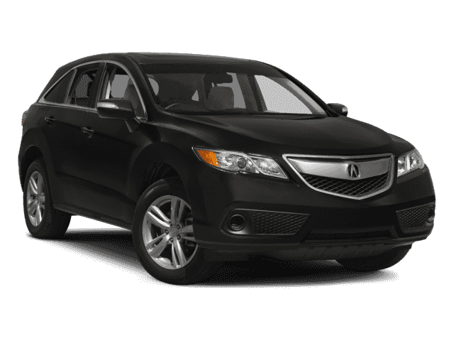 Pre-Owned 2015 Acura RDX Base AWD
