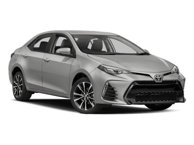 New 2017 Toyota Corolla XSE CVT With Navigation