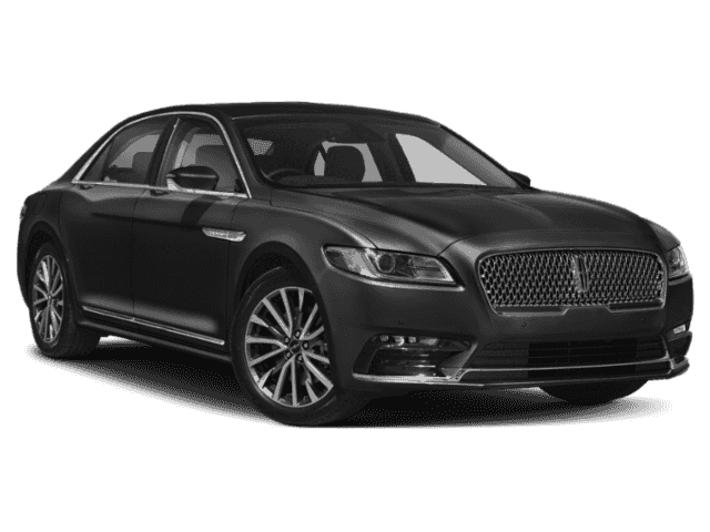 New 2019 Lincoln Continental Black Label