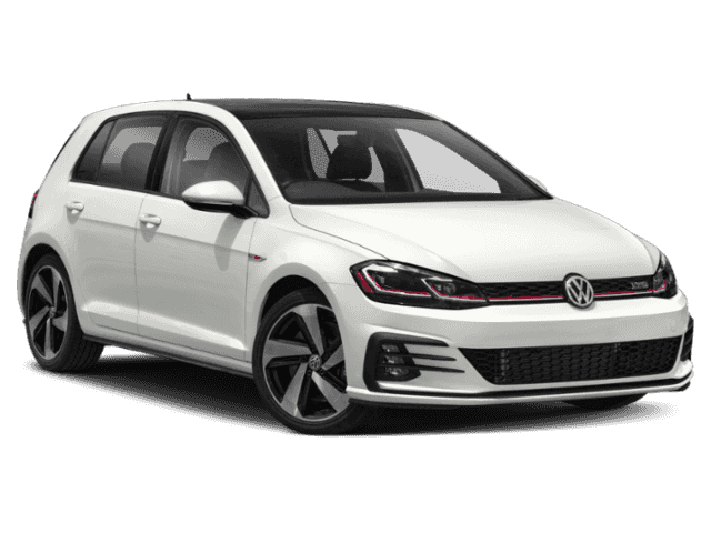 New 2020 Volkswagen Golf GTI Autobahn