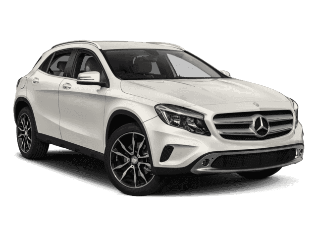 New 2017 Mercedes-Benz GLA 250 AWD 4MATIC®