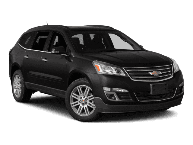Certified Pre-Owned 2015 Chevrolet Traverse LT Cloth FWD 4D Sport Utility