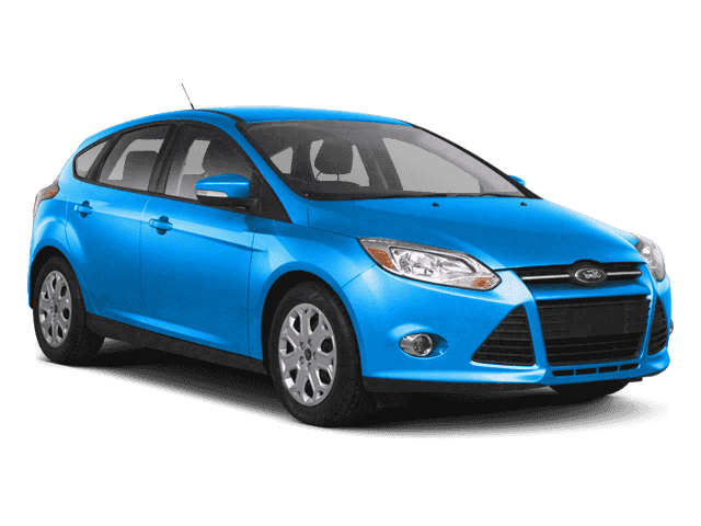 Pre-Owned 2012 FORD FOCUS SE Hatchba