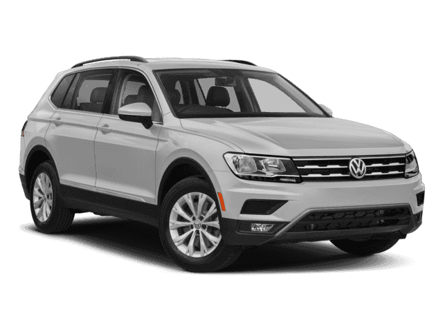New 2018 Volkswagen Tiguan S March Lease Special - $89/Month+Tax