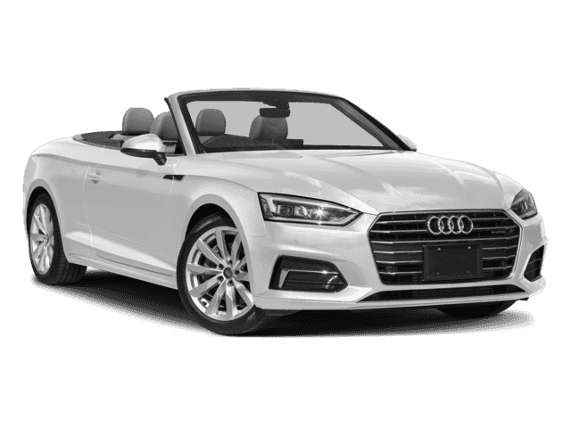 New 2018 Audi A5 Cabriolet Premium Plus Convertible in JN