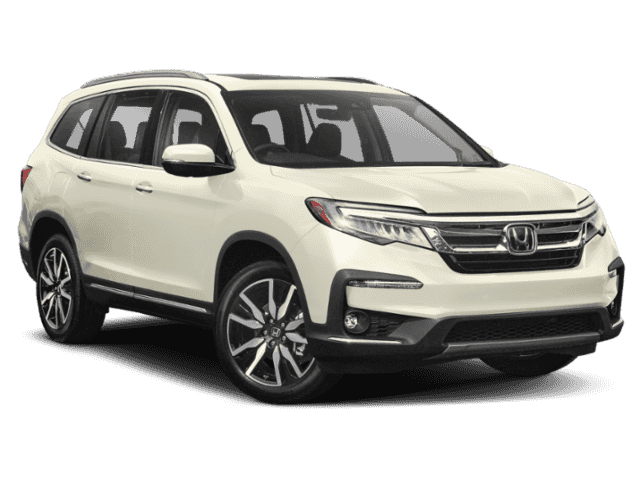 New 2019 Honda Pilot Elite AWD