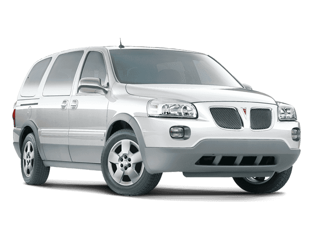 Pre-Owned 2008 PONTIAC MONTANA Front Wheel Drive WGN