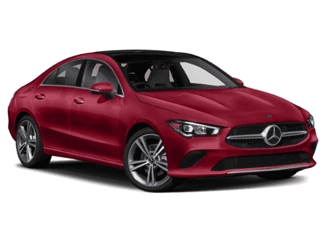 2020 Mercedes-Benz CLA250 4MATIC Coupe