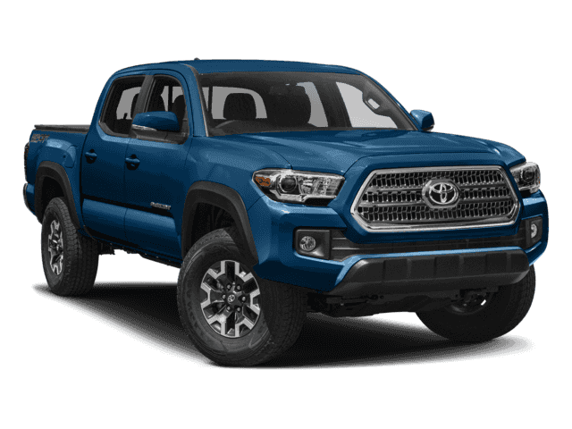 New 2018 Toyota Tacoma TRD Off Road Double Cab 5' Bed V6