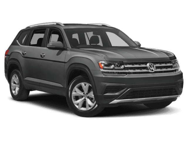New 2019 Volkswagen Atlas S
