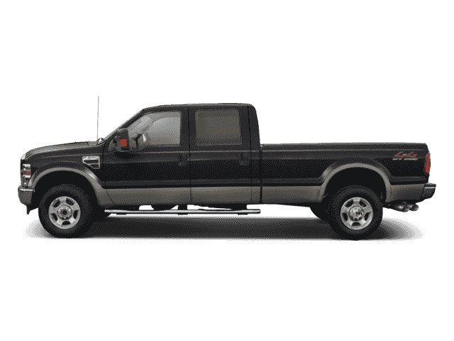 2010 Ford F-250SD Lariat