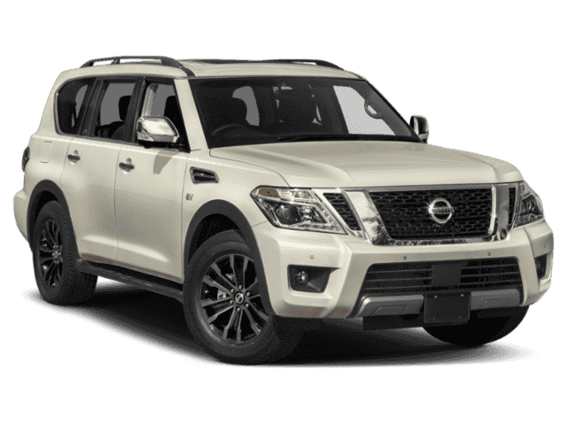 New 2019 Nissan Armada SL With Navigation & AWD