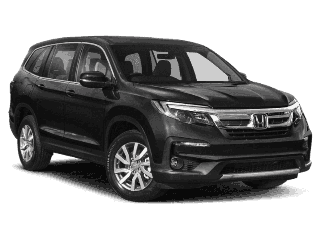 New 2020 Honda Pilot EX-L w/Navigation and Rear Entertainment System With Navigation & AWD