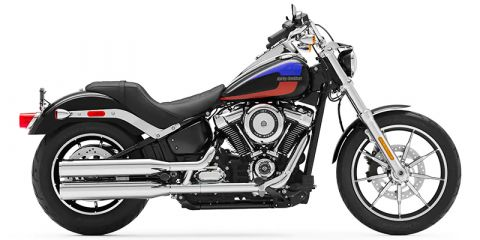 New 2020 Harley-Davidson Softail Low Rider