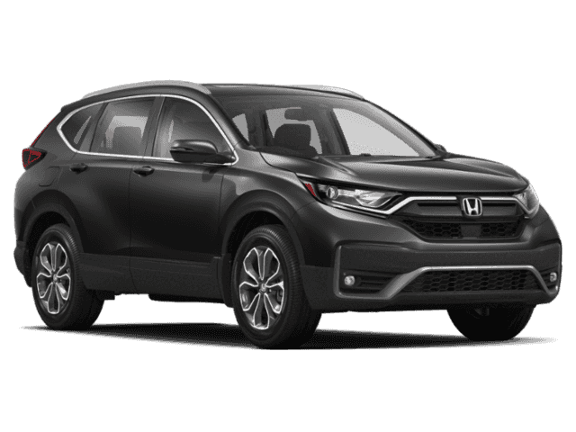 New 2020 Honda CR-V EX-L AWD