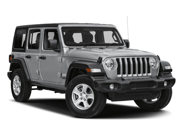 New 2018 JEEP Wrangler JEEP WRANGLER UNLIMITED SPORT