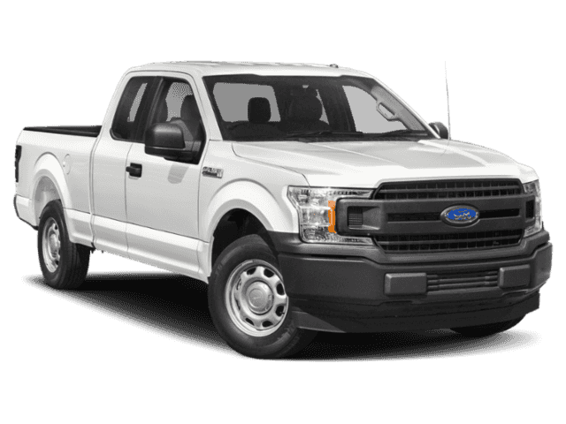 New 2019 Ford F-150 XL 4WD SUPERCAB 145