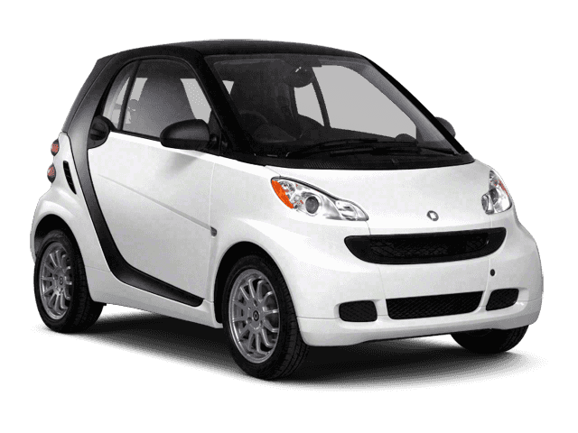 Pre-Owned 2013 smart fortwo passion RWD Coupe