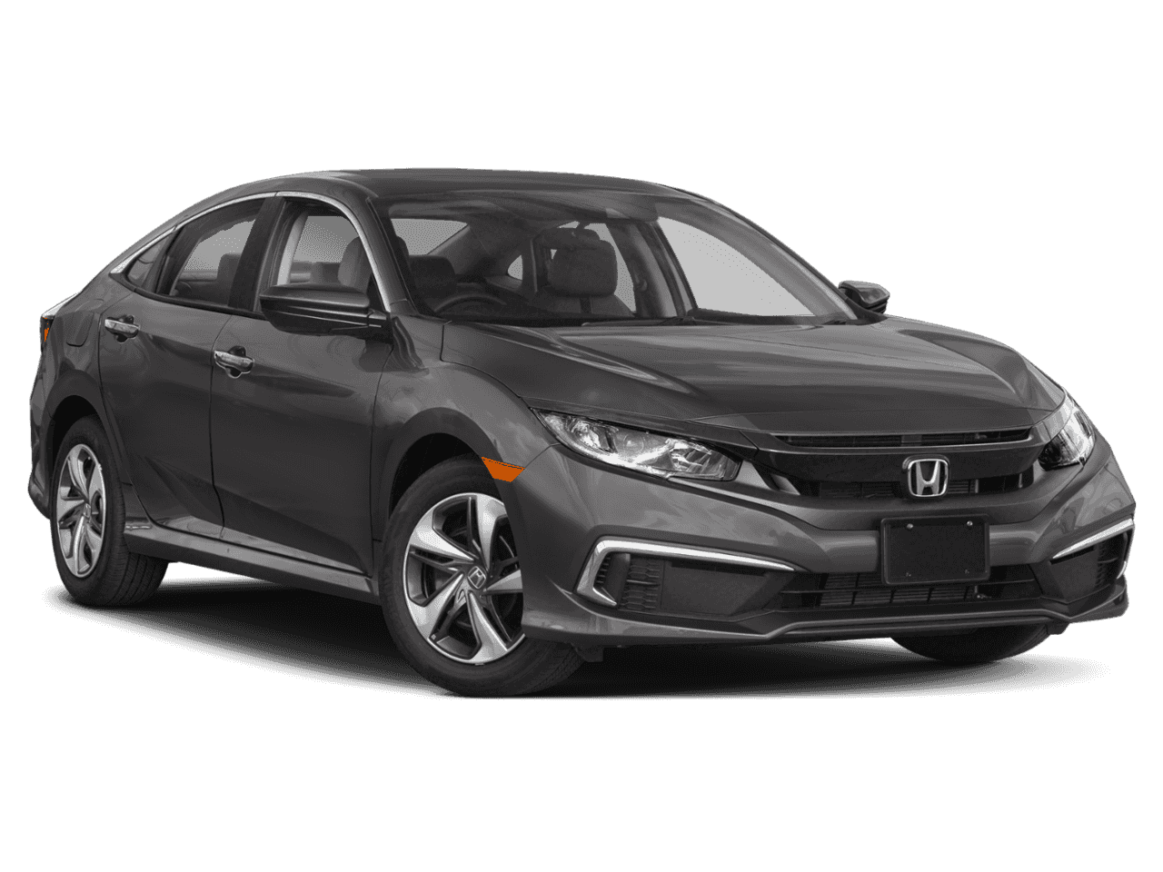 New 2019 Honda Civic LX CVT