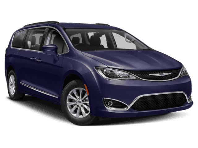 New 2019 Chrysler Pacifica Touring L FWD