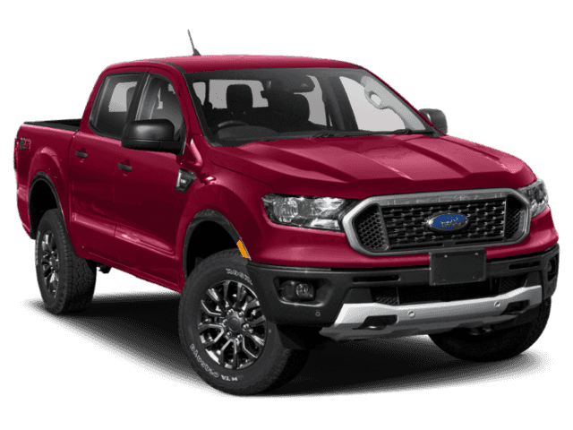 New 2019 Ford Ranger XLT 4WD SUPERCREW 145
