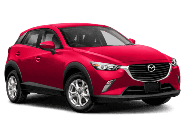 New 2018 Mazda CX-3 GS