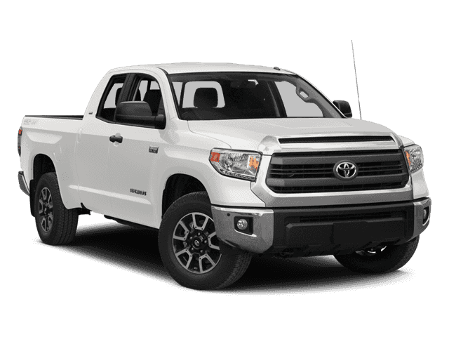 Pre-Owned 2014 Toyota Tundra Double Cab 5.7L V8 6-Spd AT SR5