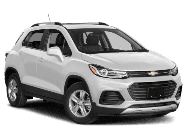 New 2019 Chevrolet Trax FWD 4dr LT