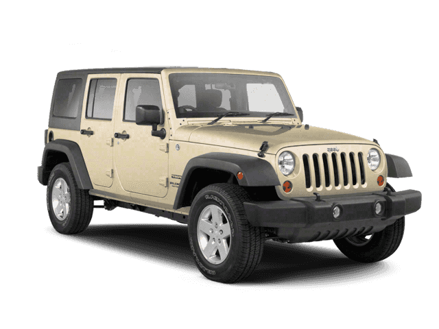 PRE-OWNED 2011 JEEP WRANGLER UNLIMITED SAHARA 4WD