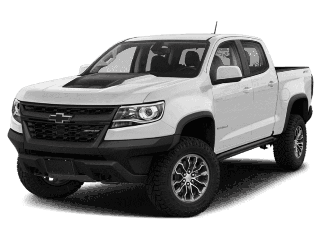 New 2019 Chevrolet Colorado Crew 4x4 Zr2 / Short Box Four Wheel Drive Pick up