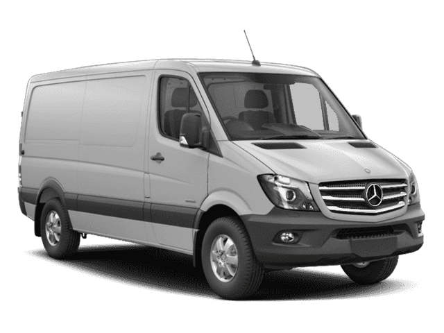 New 2018 Mercedes-Benz Sprinter 2500 Standard Roof V6 144 RWD