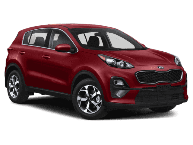 New 2020 Kia Sportage LX 4dr All-wheel Drive