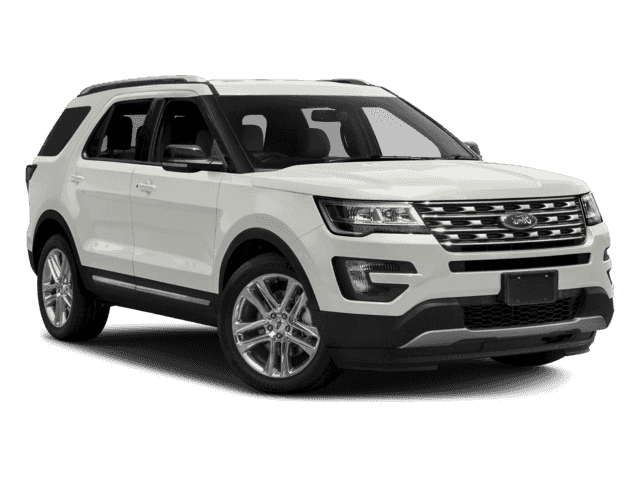 New Ford Explorer Platinum