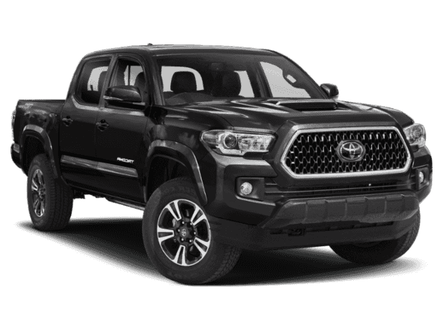 New 2019 Toyota Tacoma TRD Sport Double Cab 5 Bed V6 AT