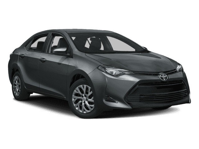 New 2018 Toyota Corolla LE ECO Sedan
