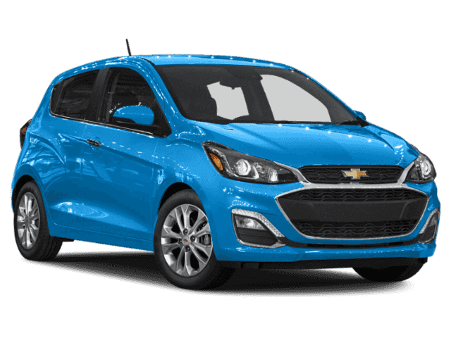 New 2019 Chevrolet Spark LS FWD 5D Hatchback