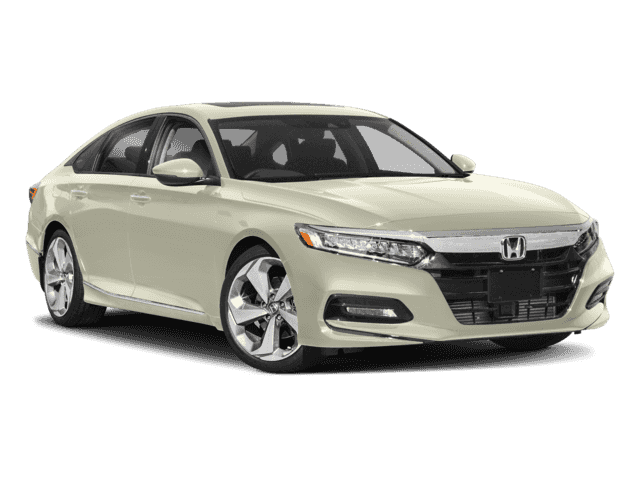 New 2018 Honda Accord Sedan Touring With Navigation