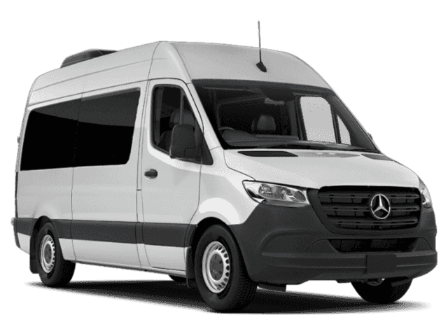 New 2019 Mercedes-Benz Sprinter Cargo 2500