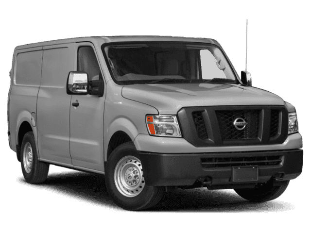 New 2020 Nissan NV3500 HD Cargo SL With Navigation