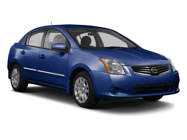 Pre-Owned 2012 NISSAN SENTRA Sedan 4D