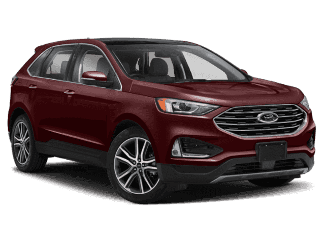 New  Ford Edge Titanium Awd