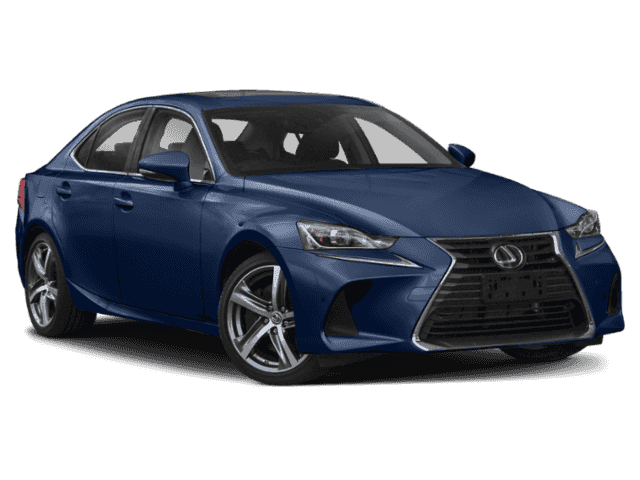 New 2020 Lexus IS 350 Base
